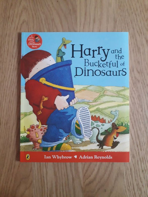 Harry and the Basketful of Dinosaurs