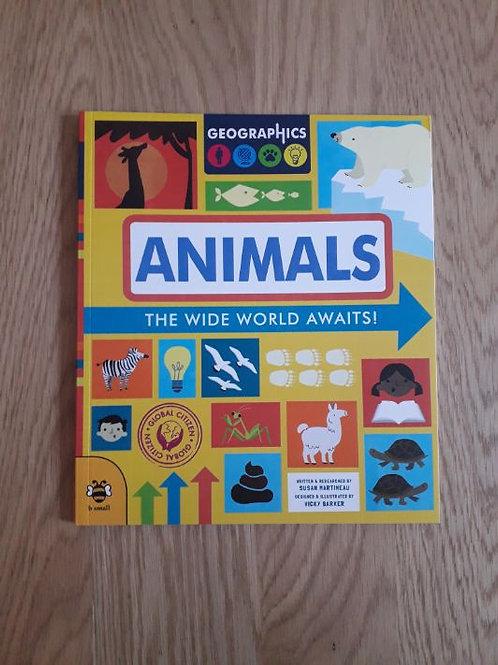 Geographics Animals