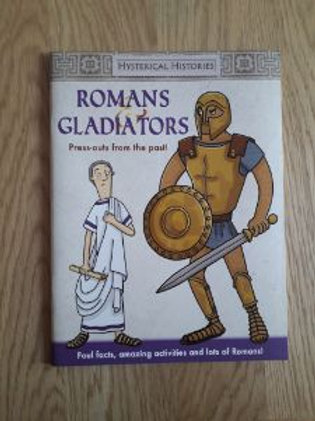 Romans and Gladiators (Hysterical Histories)