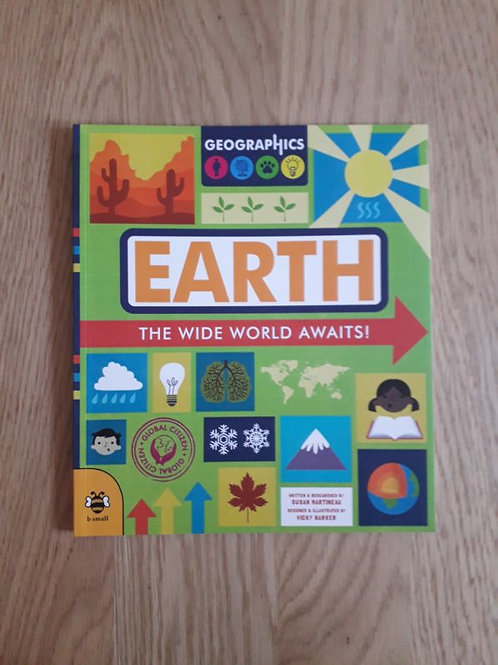 Geographics Earth