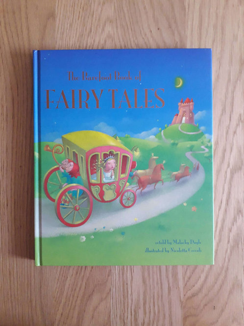 Barefoot Book of Fairytales