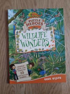 Puzzle Heroes Wildlife Wonders