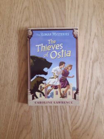 The Thieves of Ostia Book 1 (Roman Mysteries)