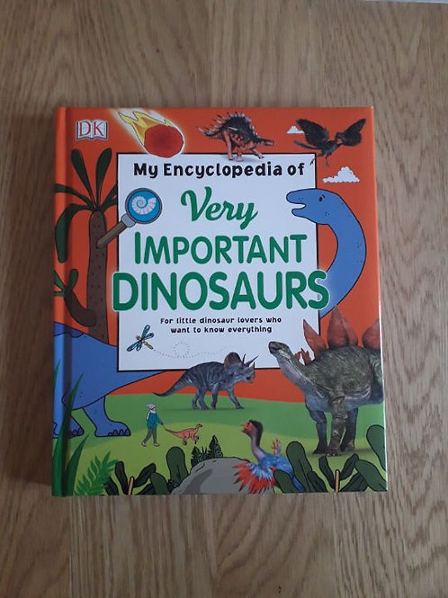 My Enclyclopedia of Very Important Dinosaurs