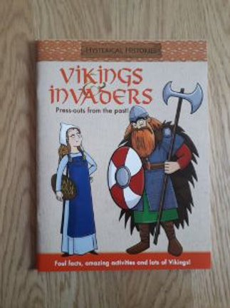 Vikings and Invaders (Hysterical Histories)
