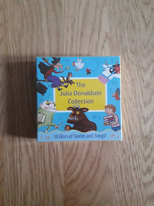 The Julia Donaldson Collection 10 CD Collection