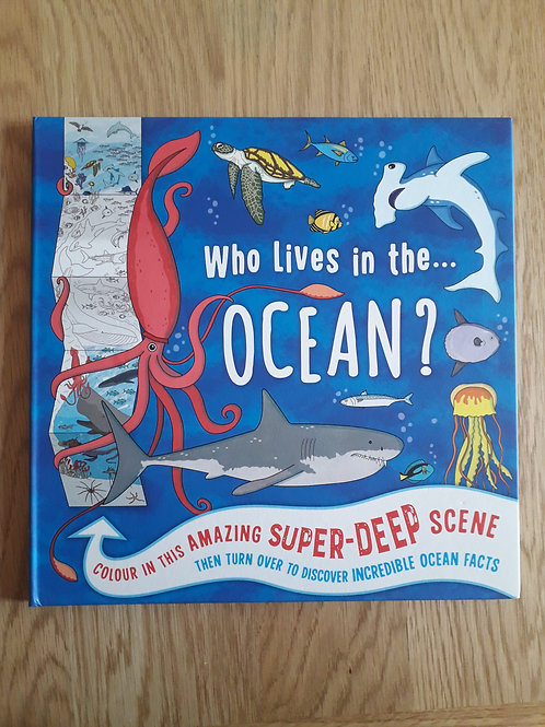 Who Lives in the...Ocean?