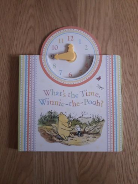 What's the Time Winnie-the-Pooh?