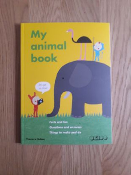 Okido My Animal Book