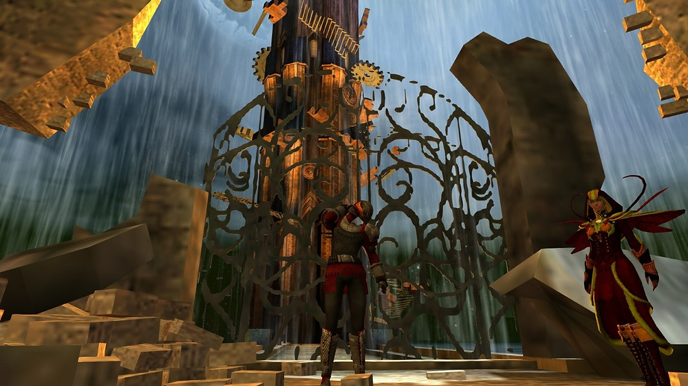 Mad King's Clock Tower in Guild Wars 2