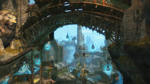 Lion's Arch, Guild Wars 2: A Place for all players to meet.