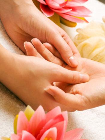 20 Min Reflexology Massage