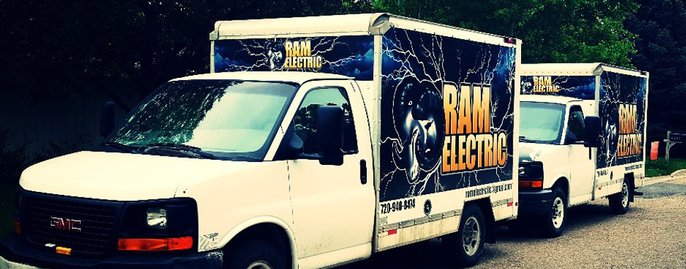 Ram electric truck