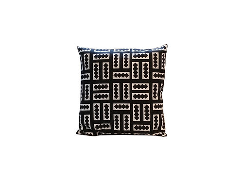 """Coussin """"Losanges et Rectangles Collection GEOMETRY"""