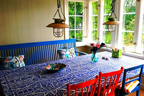 """Nappe """"Nordic Blue"""" - Collection CLASSY"""