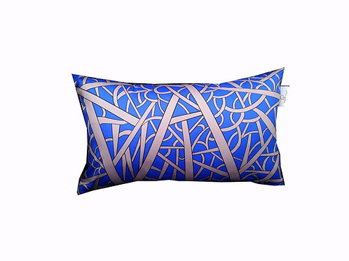 """Coussin """"Blue Grey"""" collection CLASSY"""