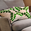 "Thumbnail: Coussin ""Green Leaves"" Collection BLOOMY"