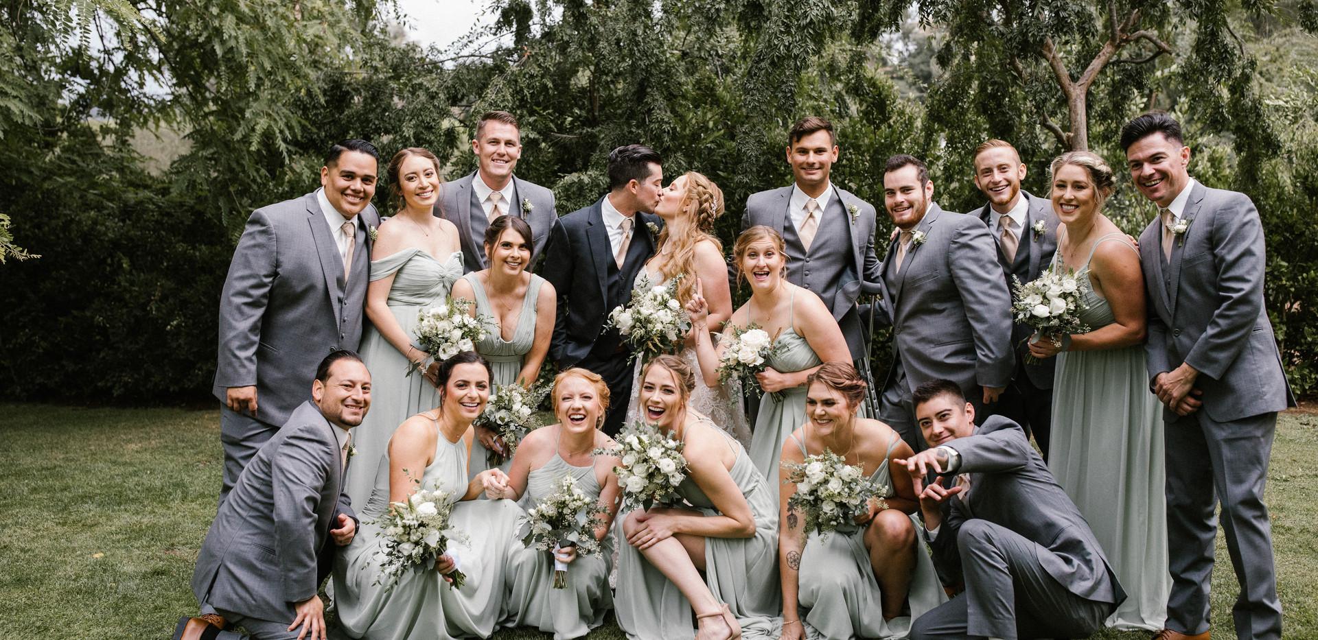 Duffey Wedding