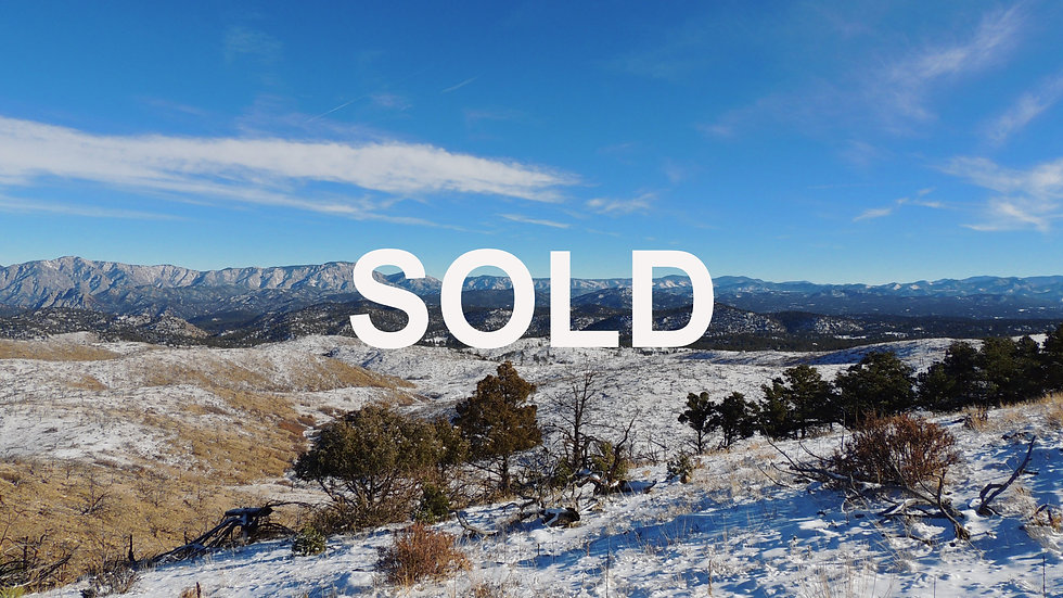 Fremont County, CO - Flor-Colo Acres - Cotopaxi - GPath-TR-121/123 (5-acres)