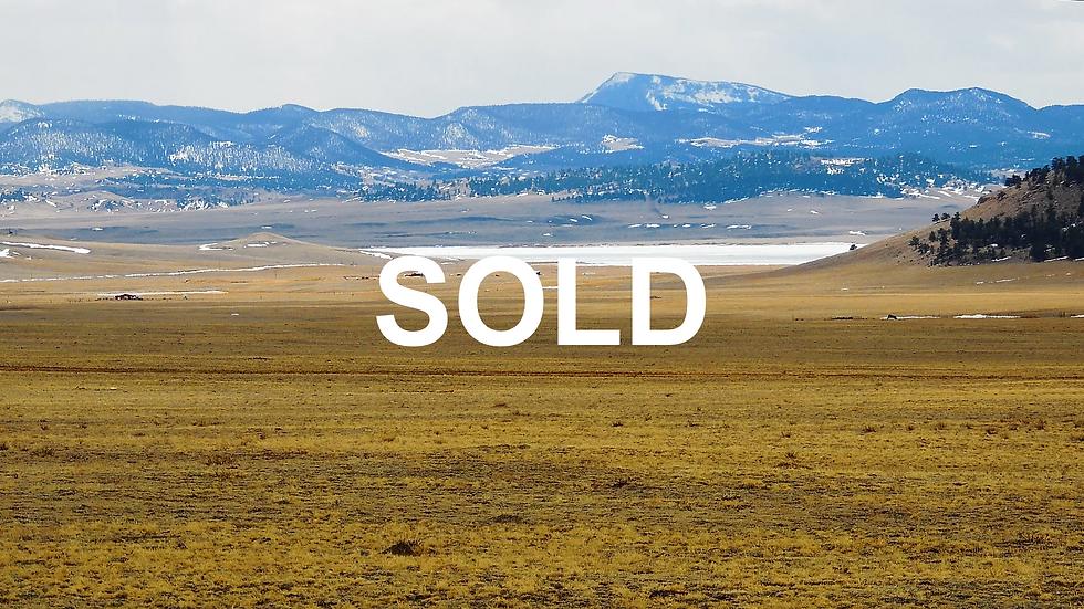 Park County, Colorado - South Pk Ranches - 9062 Clear Creek Rd. (5 Acres)
