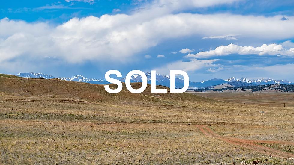 Park County, Colorado - Hartsel Ranch - Washita Trail Lot 6246 (4.22 acres)