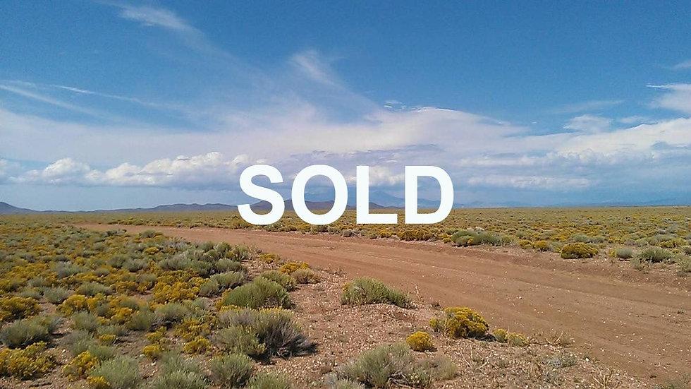 COLORADO - Costilla County - Rio Grande Ranchos - Glen Rd. Lots 5&6 (10.1 acres)