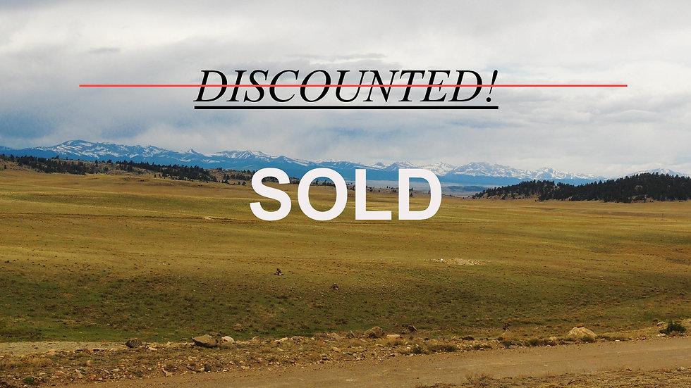 Park County, Colorado - Estates of CO - County Rd 53 Lot 2400ABCD (4.8 acres)