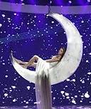 כניסה מיוחדת על ירח