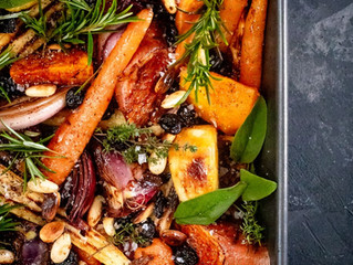 Roasted Veg with California Prunes