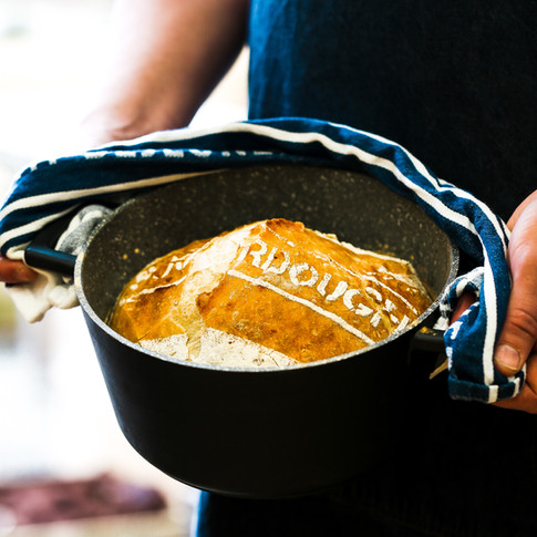 Learn to Bake Real Bread