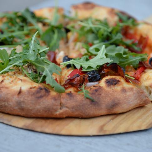 Sour Dough Pizza