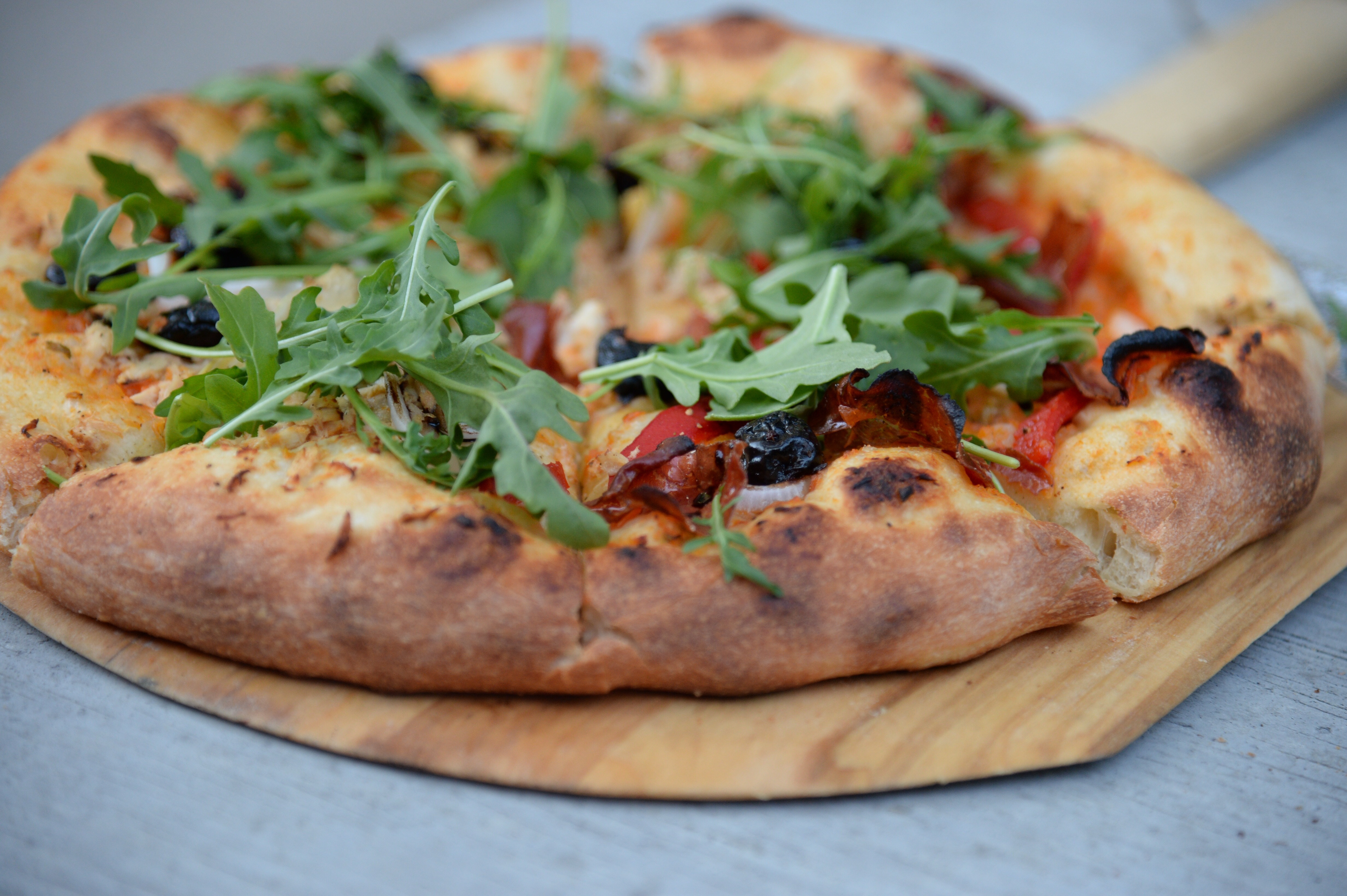 Wood Fired Pizza - 11th July
