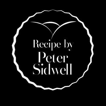 Recipe by Peter Sidwell White Full Black.png