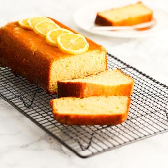 Boiled Lemon Cake