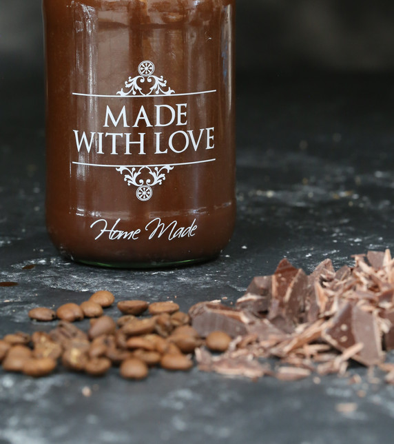 Espresso and Chocolate Curd