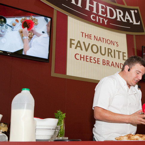 International Cheese Festival in Nantwich