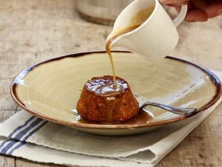 California Prune Sticky Toffee Pudding