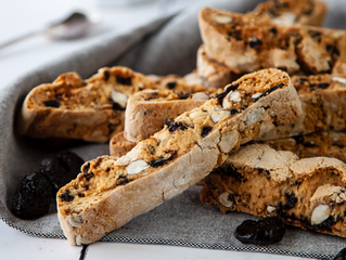 California Prune Biscotti