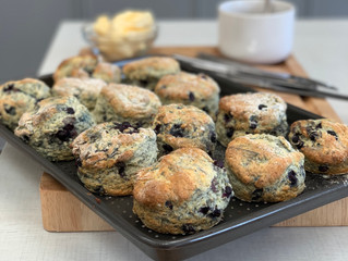 Simply Good Scones