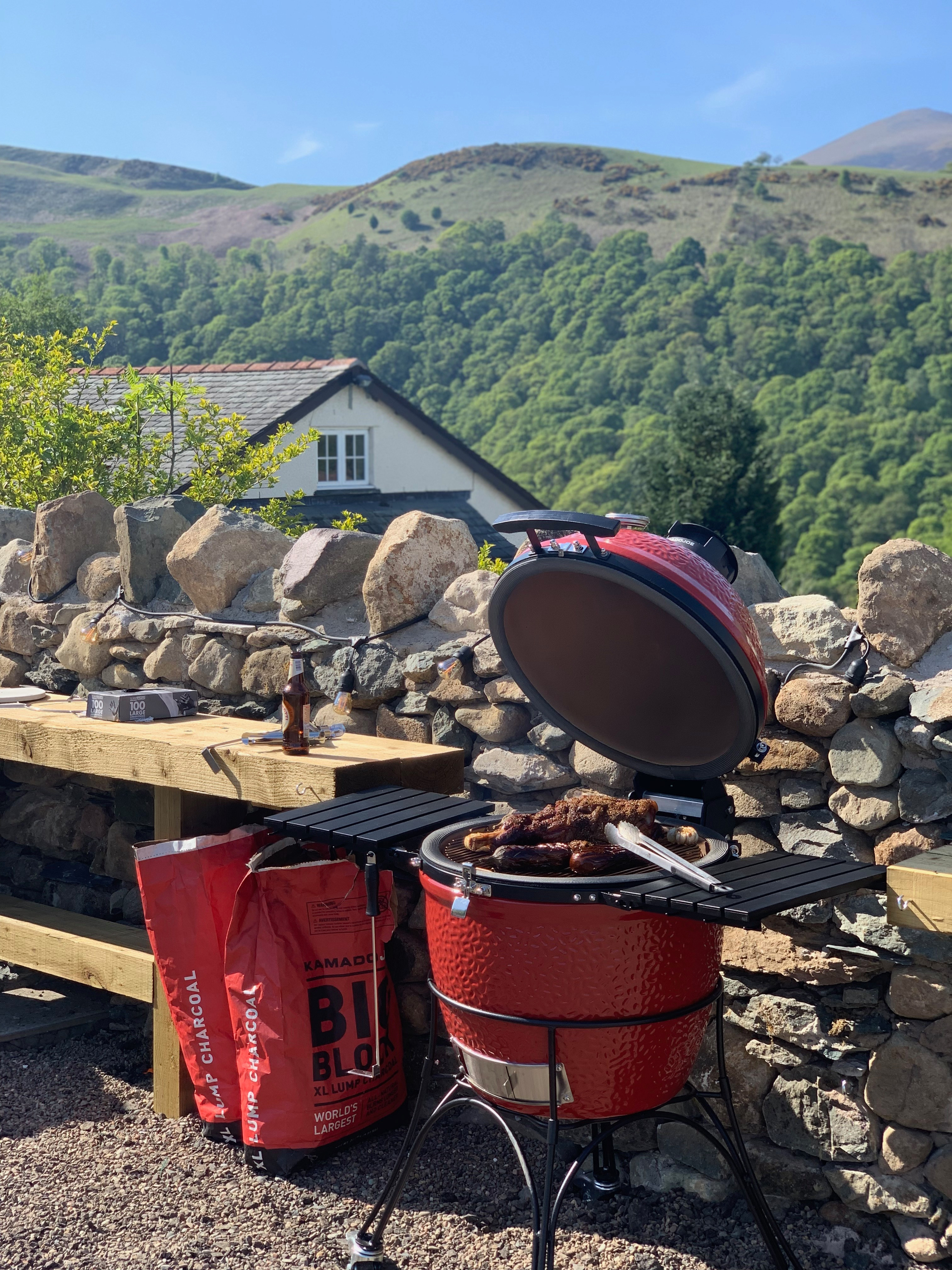 Grill on the Hill- 30th May FULLY BOOKED