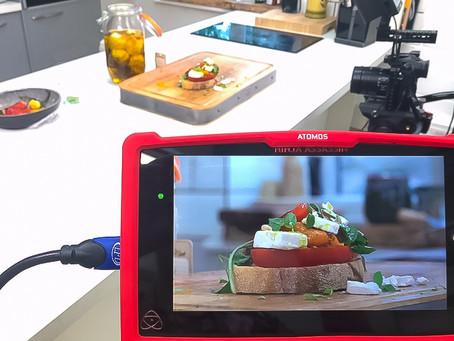 Capturing Summer in the Kitchen