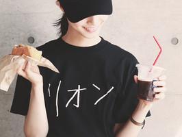 まんぷくカフェ リオン T-shirts design