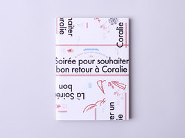 Coralie`s photo book design