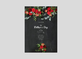 COTTONY Mother's day poster design