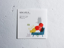 te-ra BRIDES COLLECTION NEW LIFE is flyer design
