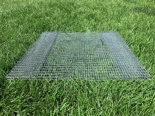 """1/2"""" Mesh Collapsible Bait Cage"""