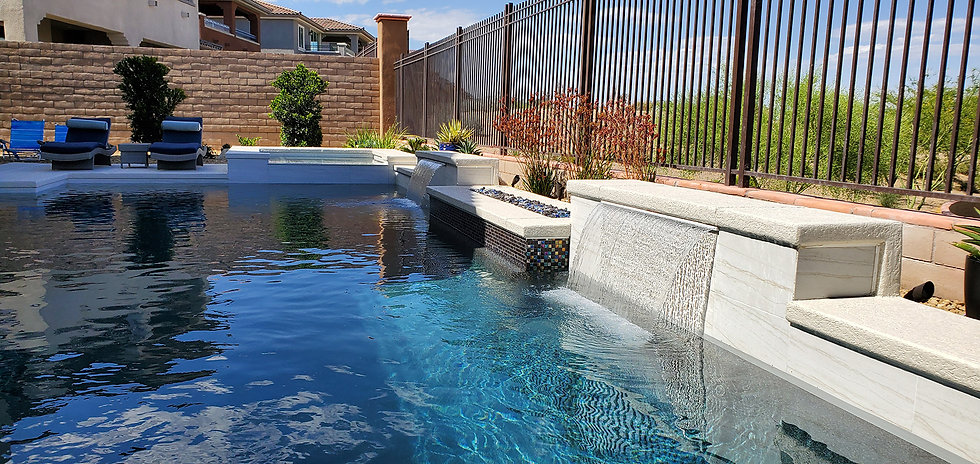 Las Vegas Pool Builder