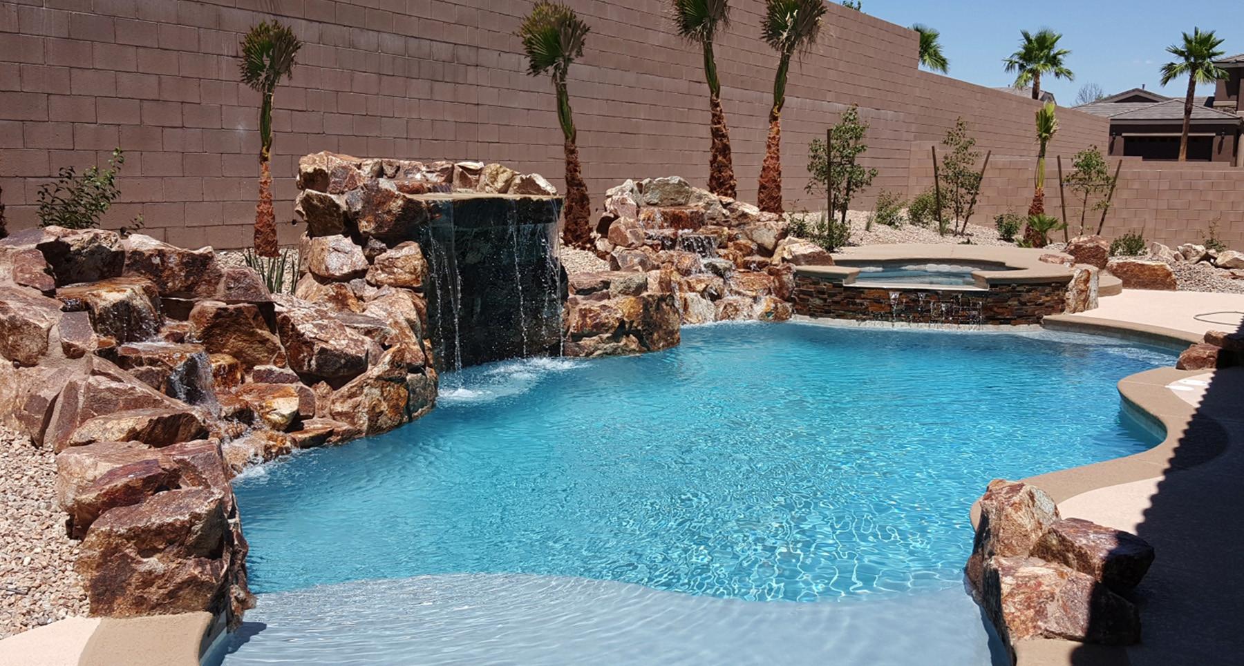 Las Vegas Pool Builder - Xterior Creatio