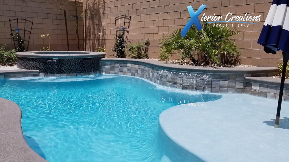 Custom Pool Builder Las Vegas
