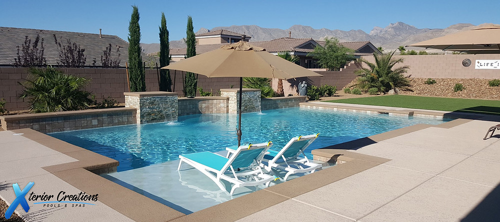 Pool Builder in Las Vegas